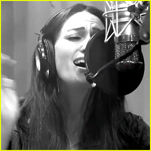 Sara Bareilles Covers 'Higher & Higher' for Oprah - Watch Now!
