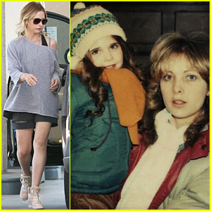 Sarah Michelle Gellar Shares Adorable Throwback Pic of Her & Her Mom!