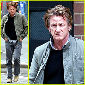 Sean Penn's New Film 'The Gunman' Gets U.S. Distribution Rights Sold!