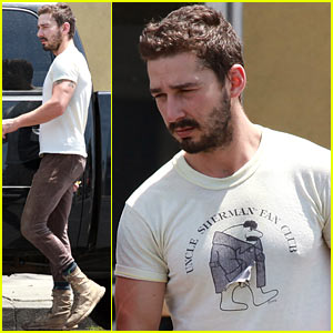 Shia LaBeouf's Face Used in Fake New York City Subway Ads