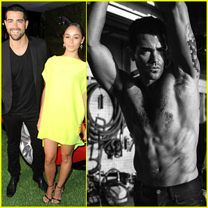 Shirtless Jesse Metcalfe 'Flaunts' His Ripped Physique!