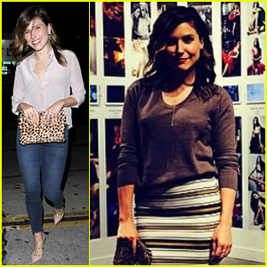 Sophia Bush in Awe During 'BCBG' Retrospective Exhibit Visit!
