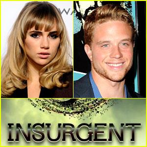 Suki Waterhouse Joins 'Divergent' Sequel 'Insurgent' as Marlene