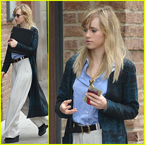 Suki Waterhouse Felt Like It Was Her Wedding While Prepping For Met Ball!