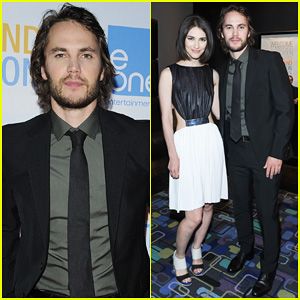 Taylor Kitsch Shares Hilarious Story About Being Thrown In A Drunk Tank