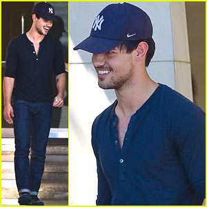 Taylor Lautner is 'Fantastically Talented,' Says 'Cuckoo' Co-Star!