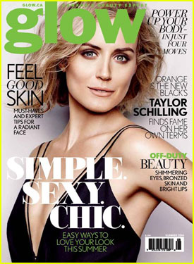 Taylor Schilling Says All Bodies Are Beautiful in 'Glow'!
