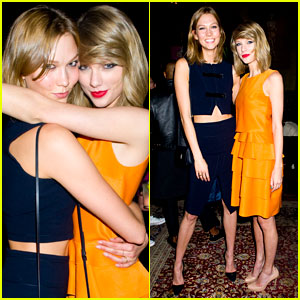 Taylor Swift & Karlie Kloss Buddy Up at Harry Josh's Second Annual #HARRYSPARTY! (Exclusive Photos)
