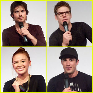 'The Vampire Diaries' EP Julie Plec Confirms She Wants at Least Seven Seasons!