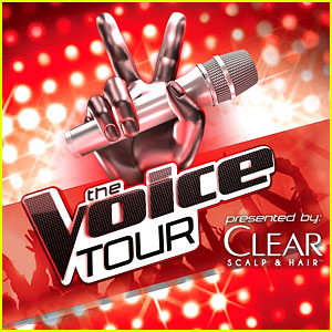 Win FREE Tickets to 'The Voice' Concert Tour - Enter Here!