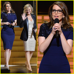 Tina Fey & Amy Poehler Reunite On Stage for Don Rickles 'One Night Only' All-Star Comedy Tribute!