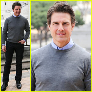 Tom Cruise is All Prepped to Hit Three Cities in One Day for Edge of Tomorrow's Promo Event!