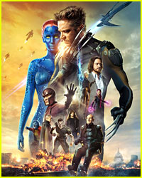 'X-Men: Days of Future Past' Finishes Holiday Weekend on Top!