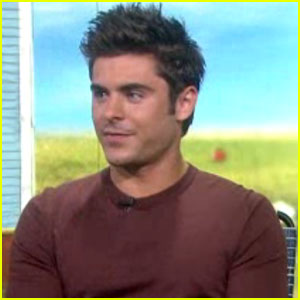 Zac Efron Admits to Having 'Rough Year' During 'Today' Interview