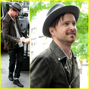 Aaron Paul Pulls a Hilarious 'Breaking Bad' Comeback Prank