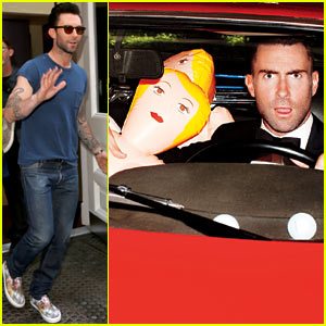 Adam Levine: If Everyone in the World Knew Me, They'd Love Me