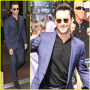 Adam Levine Serenades Us With 'Lost Stars' For 'Begin Again' - Watch Now!