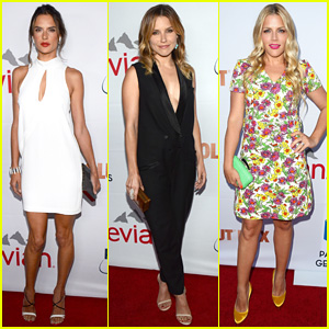 Alessandra Ambrosio & Sophia Bush Support Breast Cancer at Pathway To The Cures Fundraiser!