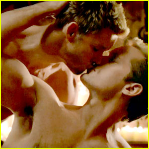 Alexander Skarsgard & Ryan Kwanten: 'True Blood' Sex Scene Photos & Video!