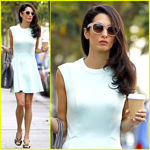 Amal Alamuddin's Fiance George Clooney Believes America Can Resolve Sudan Violence!