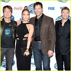 'American Idol' Judges & Host Ryan Seacreast Sign On For 14th Season!