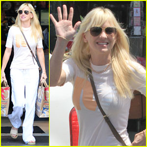 Anna Faris Talks About Upcoming Movie with Hubby Chris Pratt!