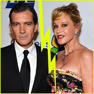 Antonio Banderas & Melanie Griffith Split After 18 Years of Marriage