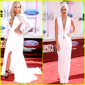 Ashanti & Pia Mia Know How To Be White Hot at BET Awards 2014