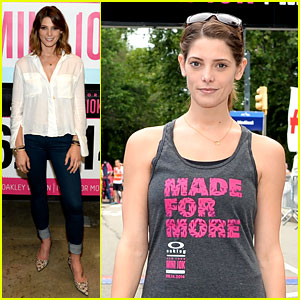 Ashley Greene Reveals Three Foods She Needs In Her Kitchen