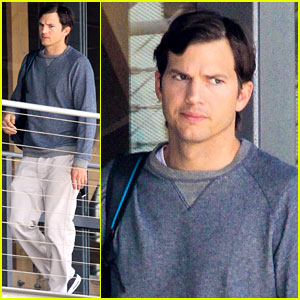 Ashton Kutcher's Twin Says He Will Make a Great Father!