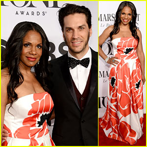 Audra McDonald Makes Tonys History with Win at the Tony Awards 2014!