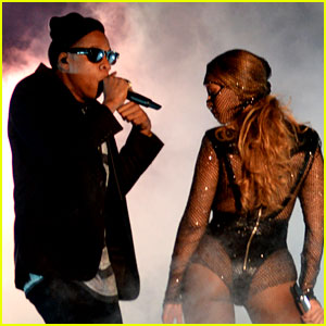 Beyonce & Jay Z Perform at BET Awards 2014 via On the Run Tour - Watch Now!
