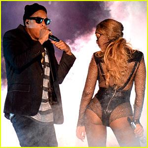Beyonce & Jay Z Kick Off 'On the Run' Tour - Photos & Videos!