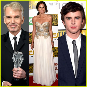 Billy Bob Thornton & 'Fargo' Win Big at Critics' Choice TV Awards