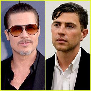 Brad Pitt Releases Statement on Vitalii Sediuk's Red Carpet Attack