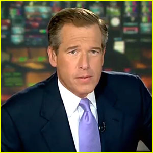 Brian Williams Rapping 'Baby Got Back' Will Get You Laughing - Watch Now!