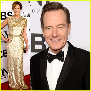 Bryan Cranston Wins Best Actor in a Play at Tony Awards 2014!
