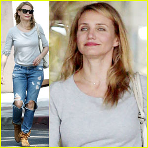 Cameron Diaz is 'Really Happy' Right Now with Benji Madden