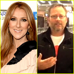 Celine Dion Responds to Man's Viral 'All By Myself' Airport Video!