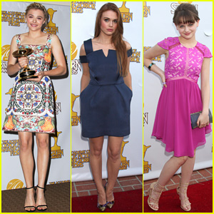 Chloe Moretz Scores Best Performance by a Younger Actor at Saturn Awards 2014!