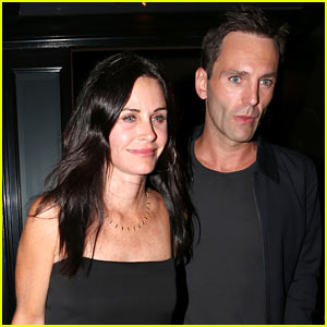 Courteney Cox & Johnny McDaid Step Out Before Engagement News!