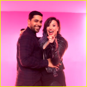 Demi Lovato Cozies Up to Boyfriend Wilmer Valderrama in 'Really Don't Care' Video - Watch Now!