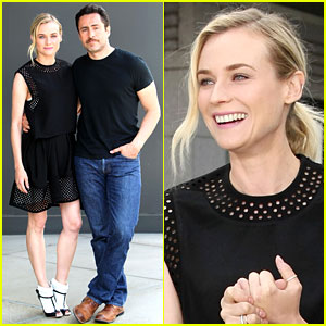 Diane Kruger: 'I'm Not Married & I Don't Intend to Be'