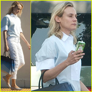 Diane Kruger Teases 'Lots of Murders' on 'The Bridge' This Year!