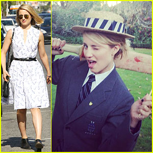 Dianna Agron Goes Down Under For Beau Thomas Cocquerel!