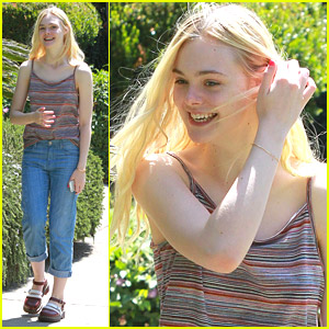 Elle Fanning: Watch The New 'Boxtrolls' Trailer!