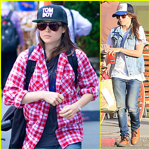 Ellen Page Wants You to Stand Against March For Marriage!