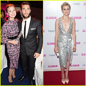Emily VanCamp & Taylor Schilling Are Beautiful Winners at Glamour Women of the Year Awards!