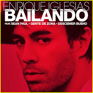 Enrique Iglesias: 'Bailando' Heats Up Our JJ Music Monday!