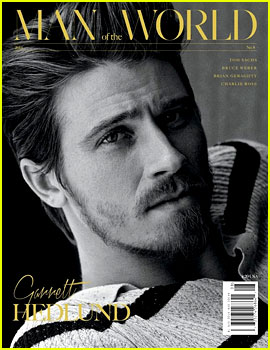 Garrett Hedlund Was Not Intimidated by Angelina J